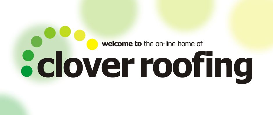 Welcome to Clover Roofing